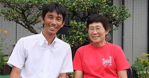 竹鼻中学恩師 太田佳寿子先生の声