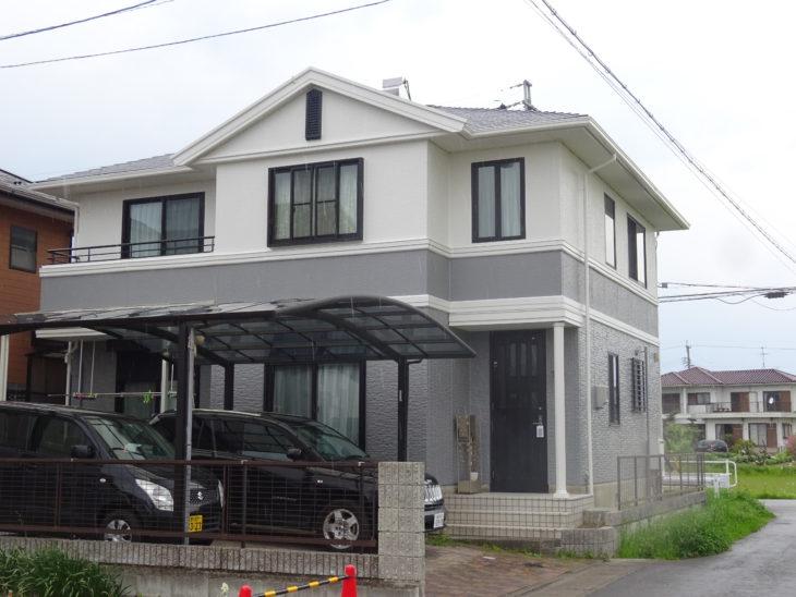 羽島市正木町 ダイワハウス T様邸 屋根・外壁塗装工事