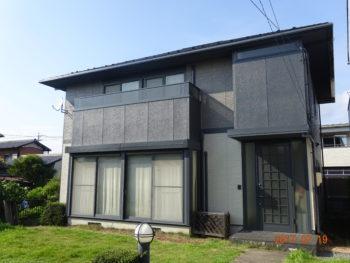 羽島市正木町 ミサワホーム T様邸 屋根・外壁塗装リフォーム