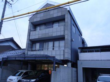 羽島郡笠松町 I様 外壁カバー工法 外壁・屋根塗装