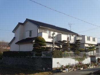 羽島市上中町 Y様 外壁断熱サイディング カバー工法