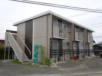 羽島市(岐阜)セキスイハウス A様(ハウスメーカー)アパート塗装