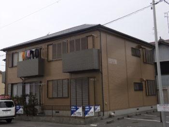 羽島市(岐阜)S様アパート 塗装リフォーム (有)ペンテック