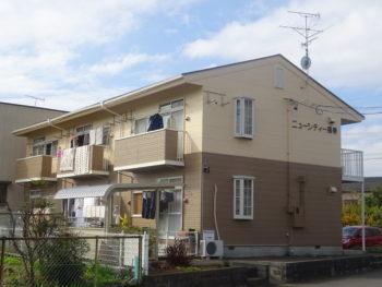 羽島市(岐阜)アパートF様 火災保険対応・外壁塗装工事 有限会社ペンテック