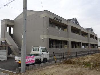羽島市(岐阜)S様(東建コーポレーション)アパート塗装 (有)ペンテック