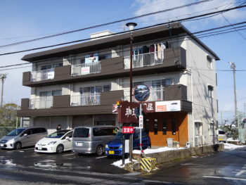羽島市(岐阜) 中央マンション様 マンション塗装 (有)ペンテック
