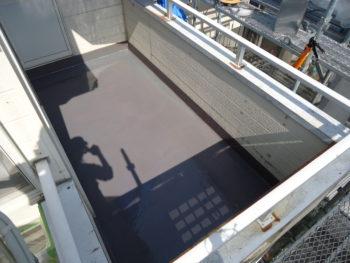 羽島市正木町 N様 ベランダ雨漏り 防水改修工事