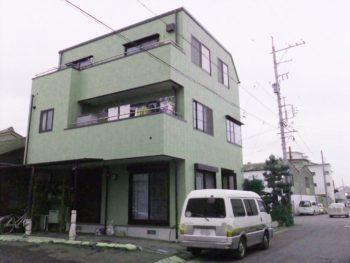 羽島市竹鼻町(岐阜) セキスイハウス Y様 (ハウスメーカー)塗装
