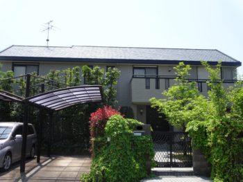 羽島市正木町(岐阜)ダイワハウス N様(ハウスメーカー)屋根・外壁塗装