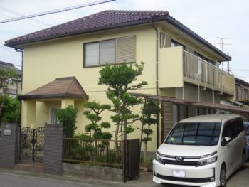 羽島郡笠松町(岐阜)パナホーム T様(ハウスメーカー)火災保険対応