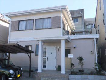 岐阜市 パナホーム O様(ハウスメーカー)屋根・外壁塗装 (有)ペンテック