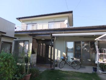 羽島市小熊町(岐阜)パナホーム I様(ハウスメーカー)外壁・屋根塗装