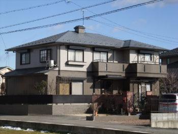 羽島市竹鼻町(岐阜)パナホーム O様(ハウスメーカー)外壁塗装リフォーム
