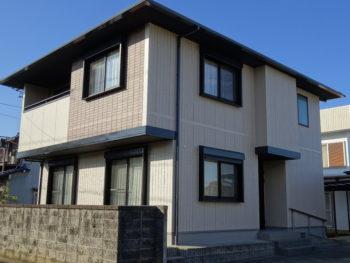 羽島市小熊町(岐阜)ミサワホーム T様(ハウスメーカー)外壁塗装