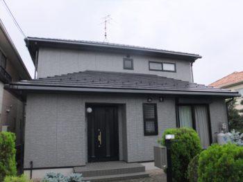 羽島郡笠松町(岐阜)トヨタホーム M様(ハウスメーカー)塗装リフォーム