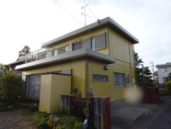羽島市足近町(岐阜)セキスイハイム M様(ハウスメーカー)塗装工事