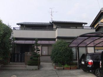 養老郡養老町(岐阜)セキスイハイム M様(ハウスメーカー)屋根塗装 外壁塗装 有)ペンテック