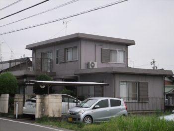 羽島市福寿町 セキスイハイム T様(ハウスメーカー)塗装リフォーム(有)ペンテック