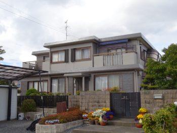 羽島市小熊町 セキスイハイム O様(ハウスメーカー)外壁塗装 (有)ペンテック