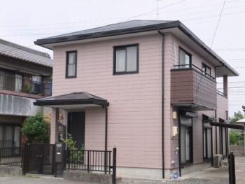 岐阜市柳津町(岐阜)へーベルハウス O様(ハウスメーカー)外壁屋根塗装