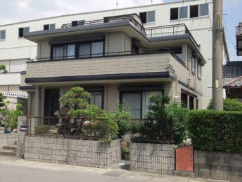 羽島市竹鼻町 へーベルハウス S様(ハウスメーカー)塗装 (有)ペンテック
