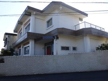 羽島郡笠松町(岐阜)RC住宅T様 外壁塗装:有限会社ペンテック
