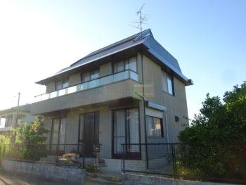 羽島市(岐阜)ミサワセラミックK様(ハウスメーカー)塗装 ペンテック