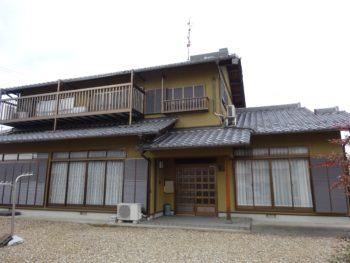 羽島郡笠松町 山喜建設 N様(ハウスメーカー) 外壁塗装・窓交換