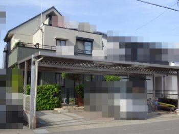 羽島市舟橋町(岐阜)ウベハウス O様(ハウスメーカー)塗装工事